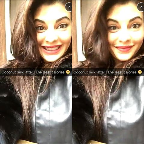 jacq Indian Celebrity Snapchats-25 Indian Celebrity Snapchat Accounts to follow