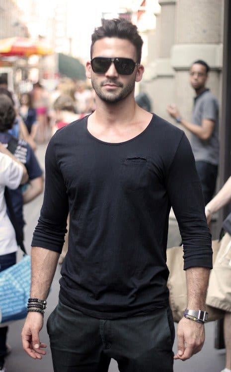 Casual-Fashion-Trends-for-Men- 50 Most Hottest Men Street Style Fashion to Follow These Days