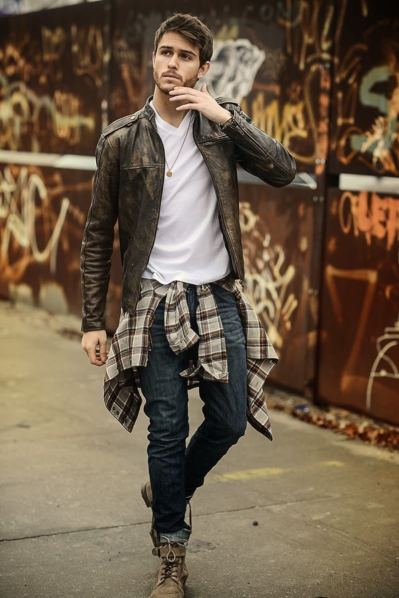 Men-street-fashion-blog-Pictures 50 Most Hottest Men Street Style Fashion to Follow These Days