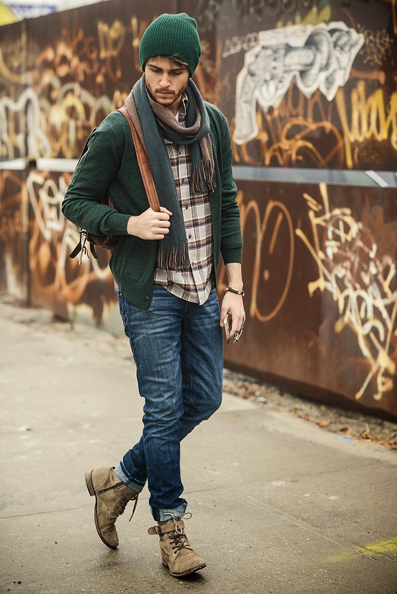 Mens-casual-fashion-ideas 50 Most Hottest Men Street Style Fashion to Follow These Days