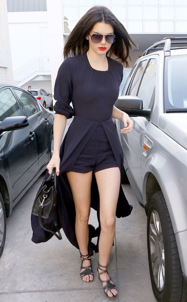 latest style outfits Kendall Jenner (10)