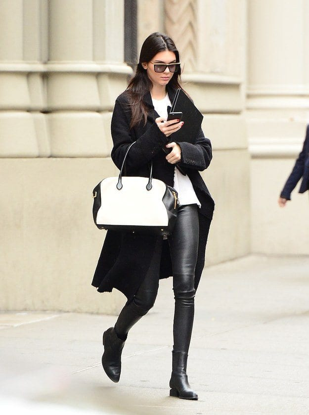latest style outfits Kendall Jenner (8)