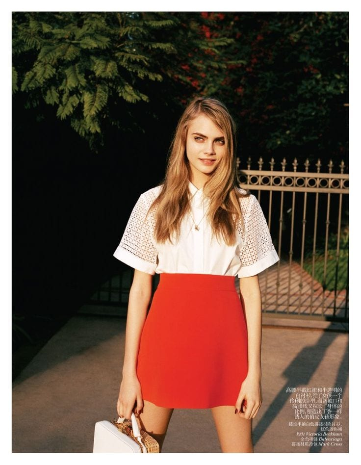 f4ba4ff6aca4bf1e5950fe0461eed741 25 Most Stylish Cara Delevingne Summer Outfits This Year
