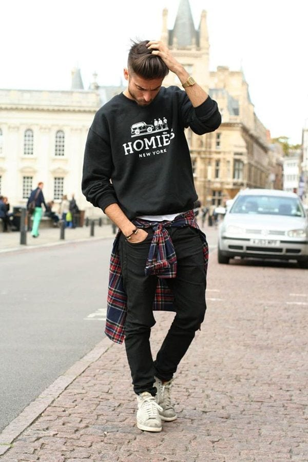 f5e29e2513a820f0ac4eef21737cee65 50 Most Hottest Men Street Style Fashion to Follow These Days