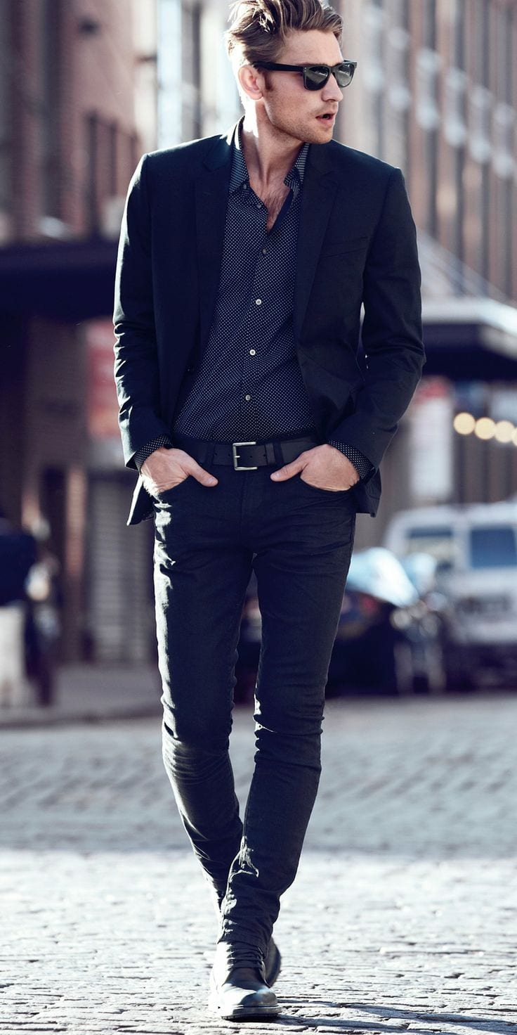 men-casual-fashion 50 Most Hottest Men Street Style Fashion to Follow These Days