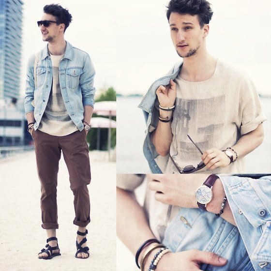 men-tumblr-street-style 50 Most Hottest Men Street Style Fashion to Follow These Days