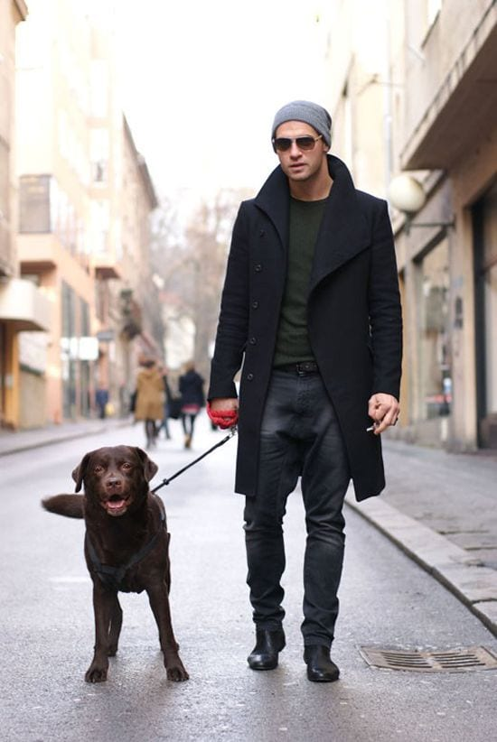 men-winter-street-fashion 50 Most Hottest Men Street Style Fashion to Follow These Days