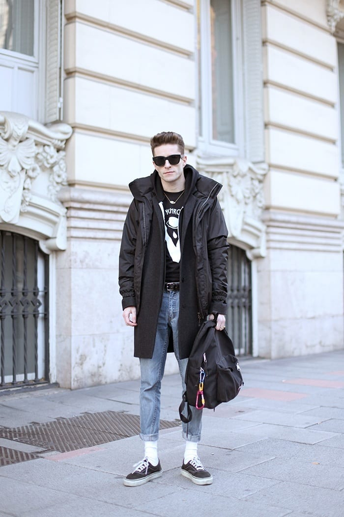 mens-high-street-fashion 50 Most Hottest Men Street Style Fashion to Follow These Days