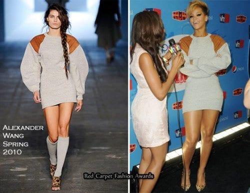 rihanna-500x387 Top 5 Designer Outfits Brands All Celebrities Wear