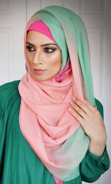 18 Cute Ways To Tie Hijab With Different Outfits