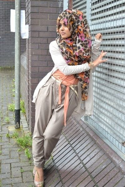Hijabi-Swag 25 Western Outfits to Wear with Hijab for Gorgeous Look