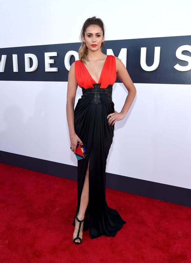 Nina-Dobrev-in-Jimmy-Choo-shoes 10 Most Expensive Women Shoe Brands These Days