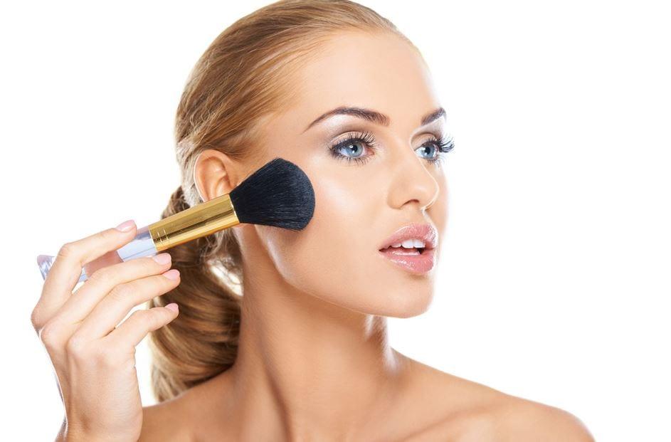 Summer Makeup Tips - Bronze Powder