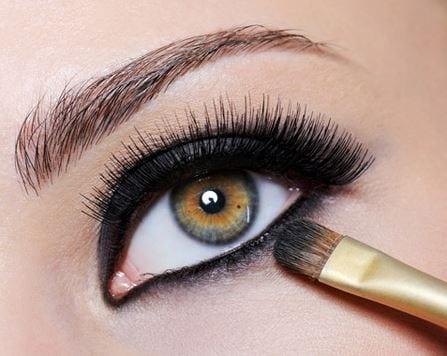 Summer Makeup Tips - eyes