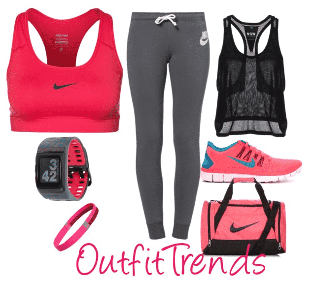 Summer Sports outfits for girls