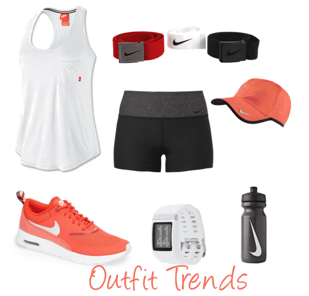 beach-Nike-women-Outfits 15 Cool Summer Sports /Workout Outfits For Women