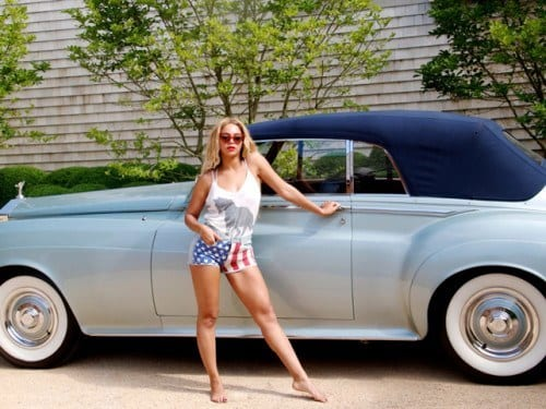 beyonce-500x375 Top 5 Female Celebrities With Most Expensive Cars in World
