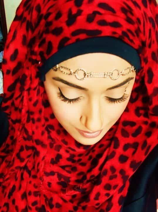 e554e73360ac7e0e00880105ef6dea61 Hijab Party Style-22 Elegant Ways to Wear Hijab for Parties