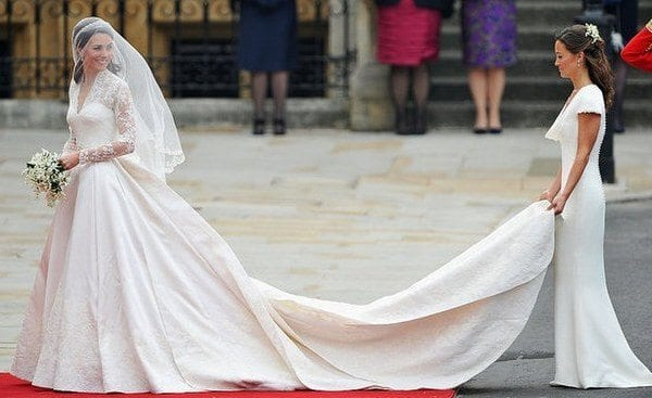 kate 10 Celebrities Who Wore World Most Expensive Wedding Dresses
