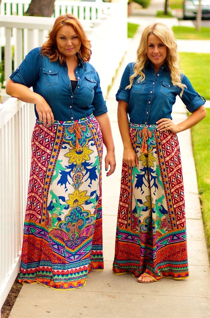 27 Stunning Spring Outfits Ideas For Plus Size Ladies