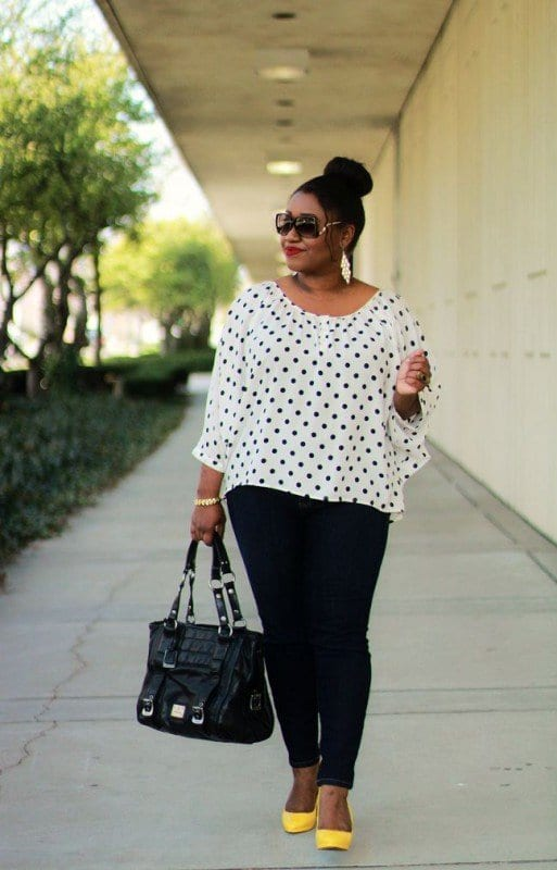 p18 27 Stunning Spring Outfits Ideas for Plus Size Ladies