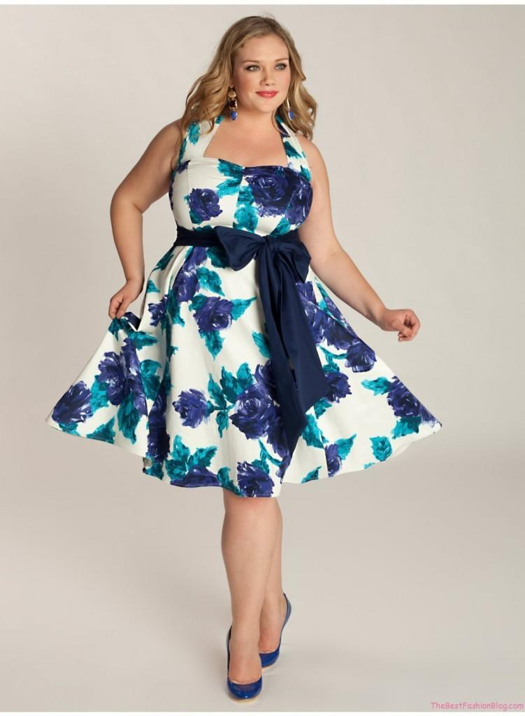 Smart looking plus size dresses