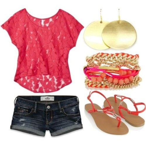 s21 15 Cute Summer Outfits for Women for Chic Look