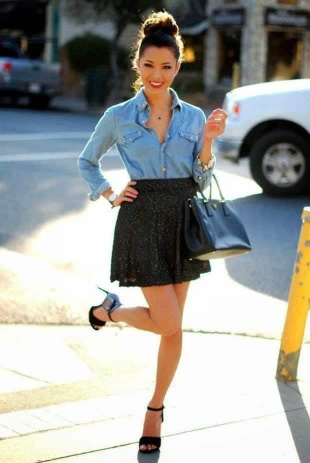s9 15 Cute Summer Outfits for Women for Chic Look