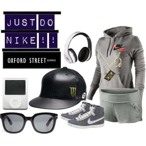 stylish-nike-women-sports-wear