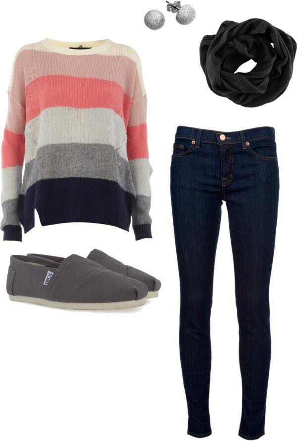 trendy-winter-outfits-for-women 17 Latest Style Winter Outfit Combinations for Teen Girls