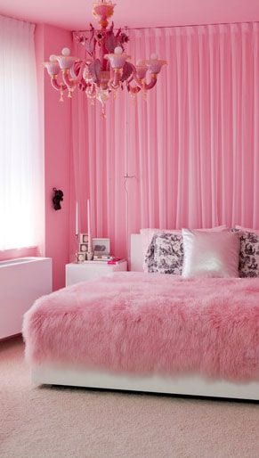 661dfcf479eee3bea81868384005034f 18 Cute Pink Bedroom Ideas for Teen Girls - DIY Decoration Tips
