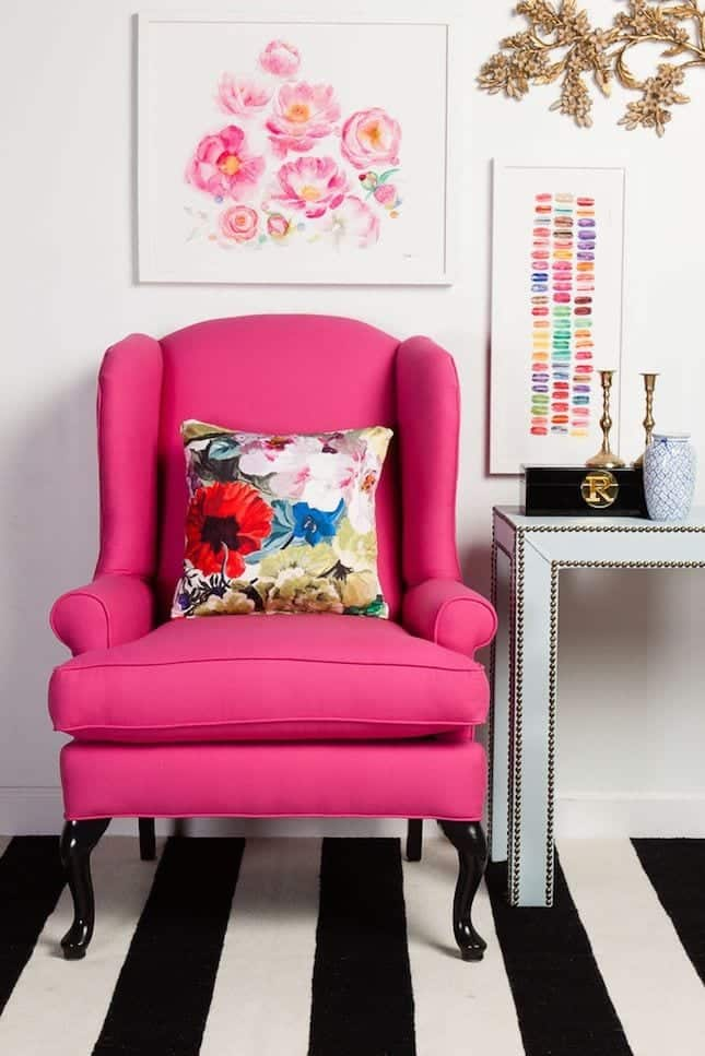 687d2797c297547f330cd2b10b61b0f0 18 Cute Pink Bedroom Ideas for Teen Girls - DIY Decoration Tips