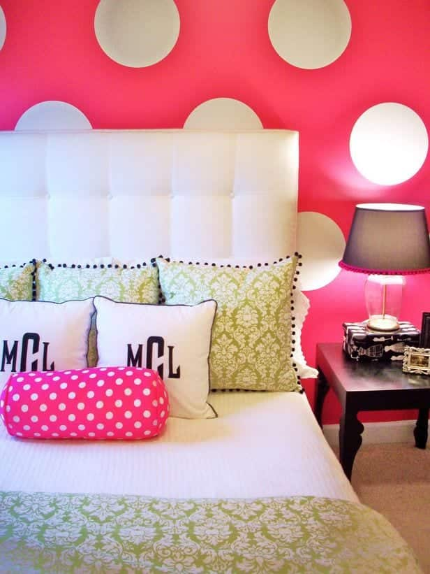 a88d47f177d26605260cbd98eb5a0125 18 Cute Pink Bedroom Ideas for Teen Girls - DIY Decoration Tips