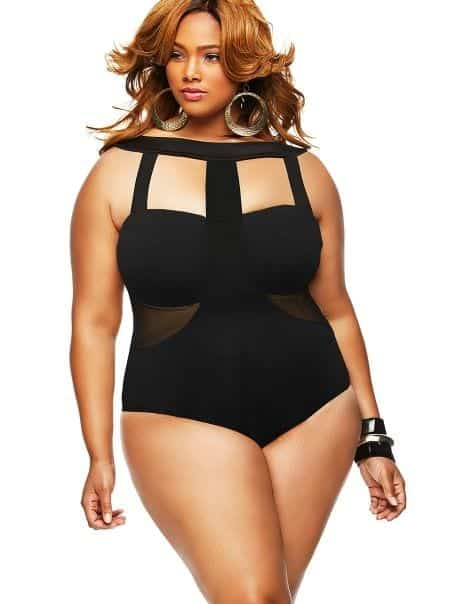 b0e7d35f25ab2da3a3922134755fb510 20 Gorgeous Beachwear Outfits for Plus Size Ladies This Year