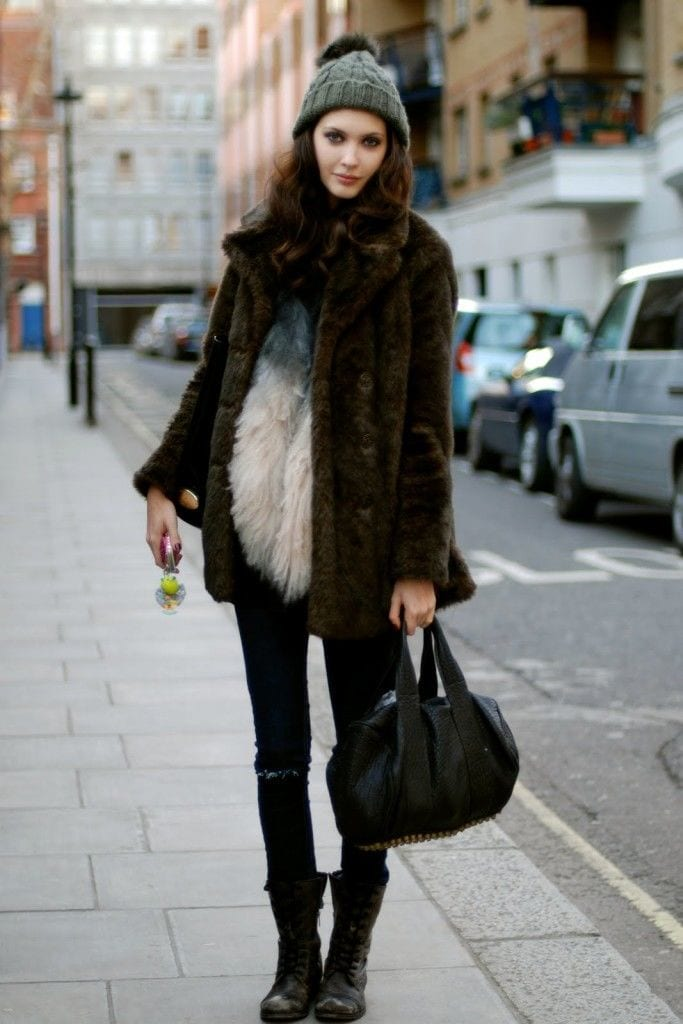 w10-683x1024 25 Most Popular Winter Street Style Outfit Ideas for Women
