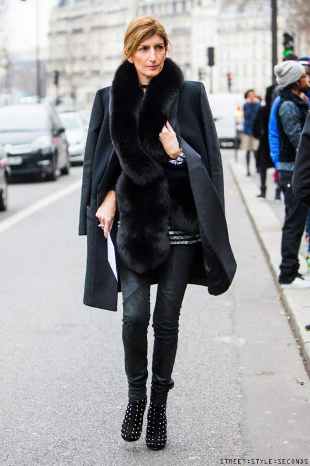 w3 25 Most Popular Winter Street Style Outfit Ideas for Women