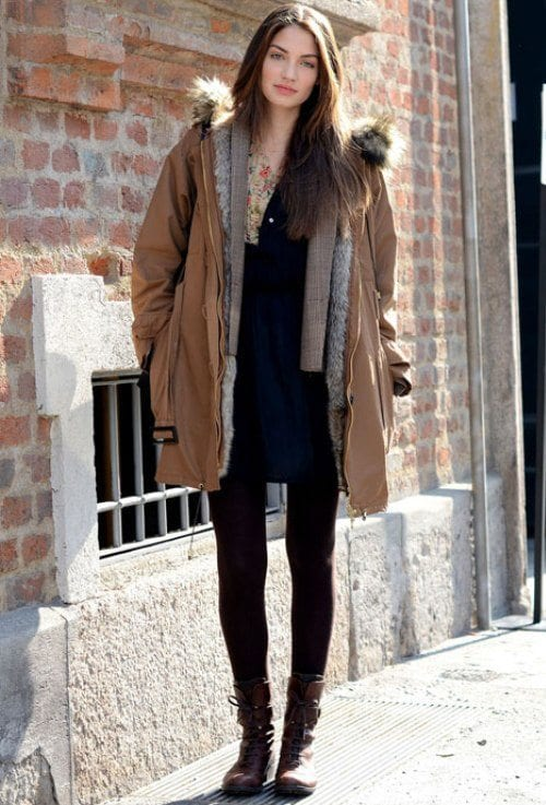 w6 25 Most Popular Winter Street Style Outfit Ideas for Women