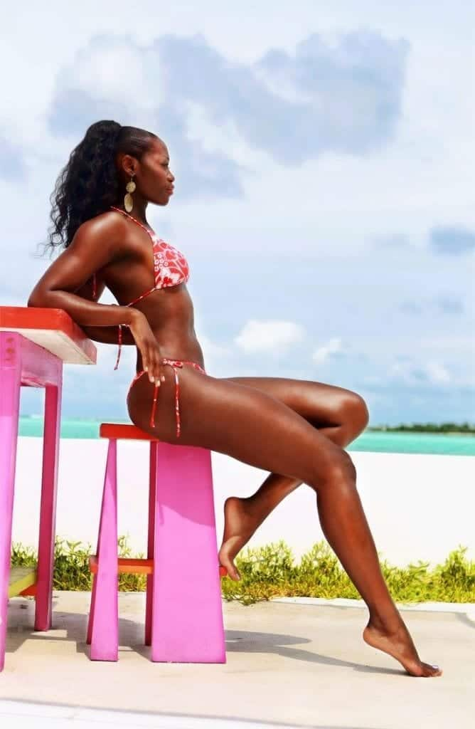 12bd06a0ef0bc432d6bce99a2ef0aaed-668x1024 18 Best Swimwear Outfits For Black Ladies - Bikini Style