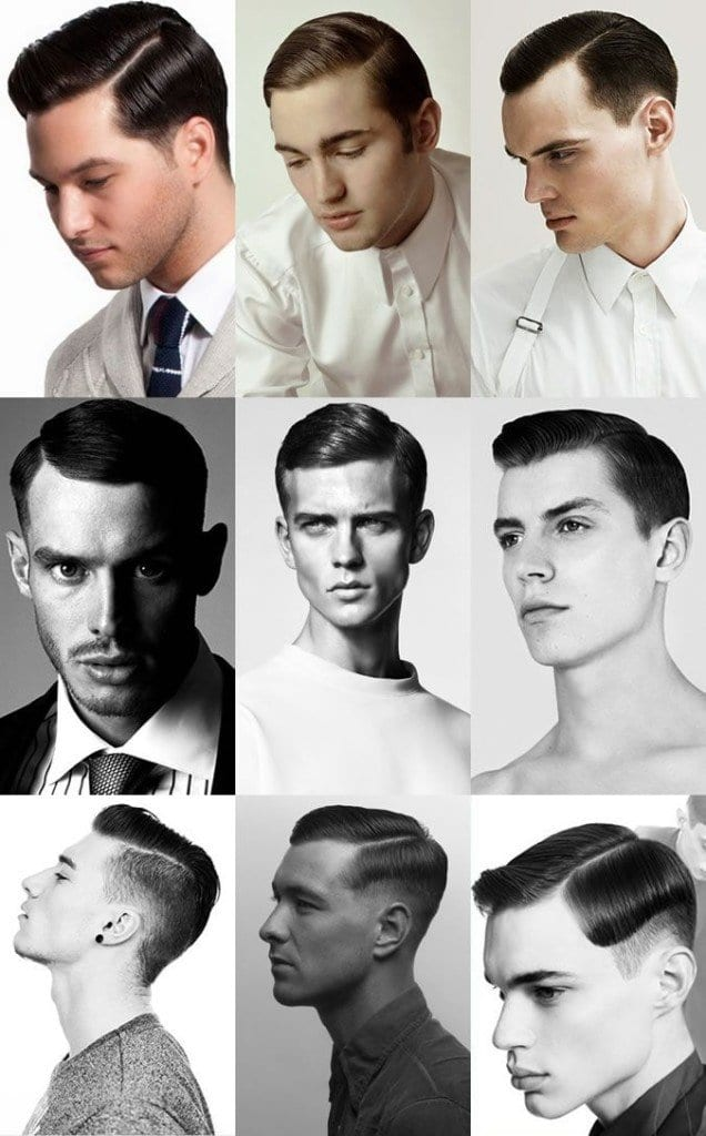 Mens-Slick-Side-Parting-Hairstyle-636x1024 Latest Men Hairstyles- 150 Most Trending Hairstyles for Men