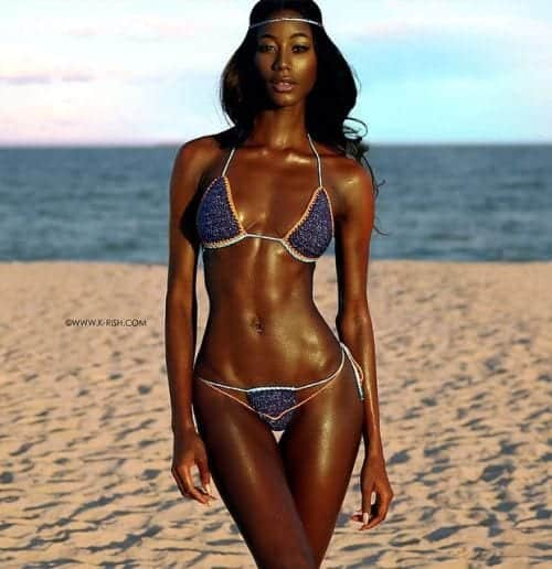 Stylish Swimwear For Black Ladies (3)