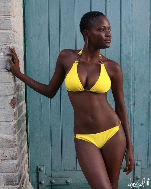 a38859e4babdbea2db676bb5e11cc3c3 18 Best Swimwear Outfits For Black Ladies - Bikini Style