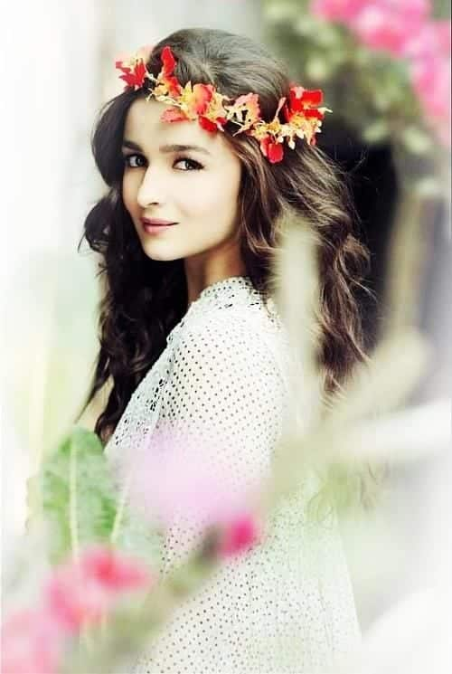 Easy Hairstyle For Salwar Suit : Alia bhatt hairstyles 12 latest hairstyling this year
