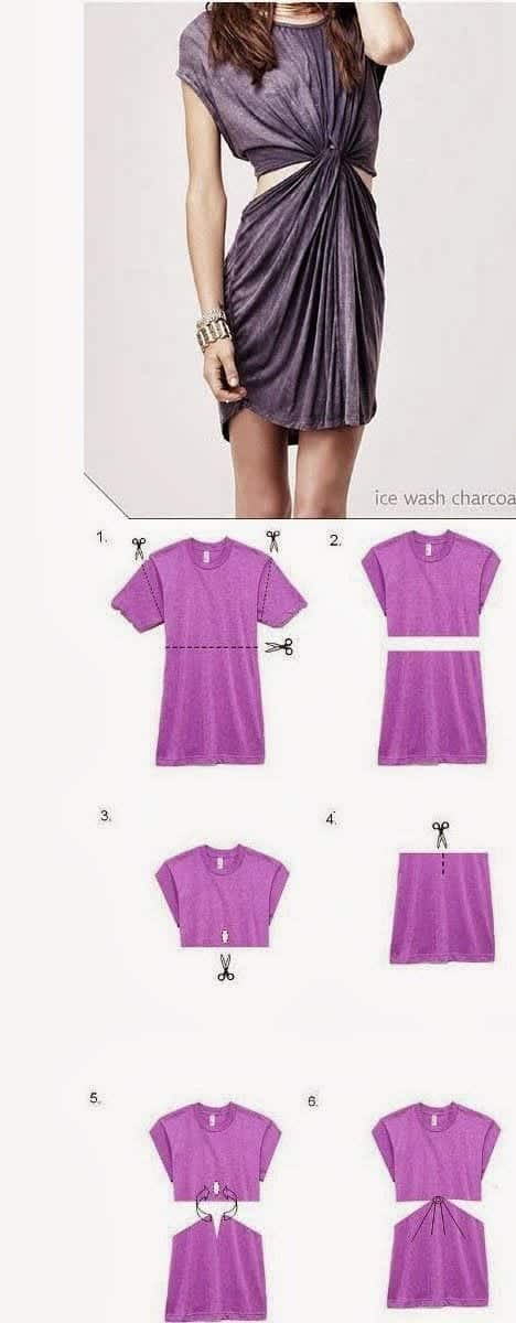 1e6fbf9d73af0e76d7423d23a50d3a2f 30 Easy DIY Summer Fashion Ideas With Step by Step Tutorials