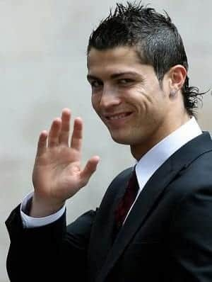 5-cristiano-ronaldo-hairstyle Cristiano Ronaldo Hairstyles-20 Most Popular Hair Cuts Pics