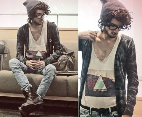 87659629d662de278492d8ac6fb8b59f 15 Cute Outfits for University Guys-Hairstyles and Dressing