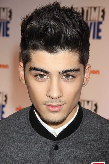 Latest Zayn Malik Hairstyles (13)