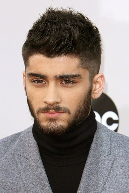 Latest Zayn Malik Hairstyles (7)