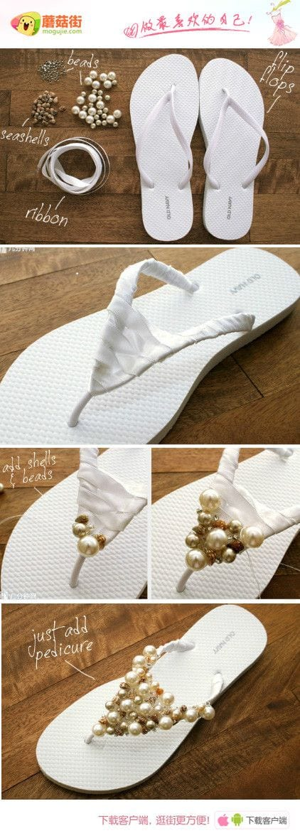 aac20233b8918922cce80ee61e356819 30 Easy DIY Summer Fashion Ideas With Step by Step Tutorials