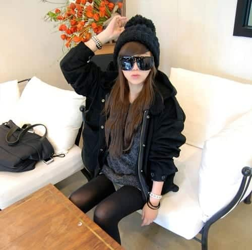 korean girl fashion