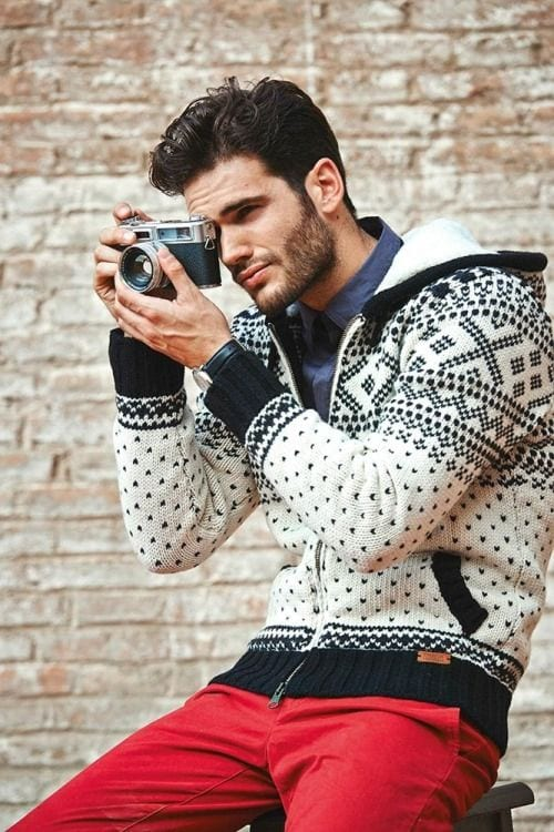 b9fe95f8c993425f0ad344d19b2298a5 15 Cute Outfits for University Guys-Hairstyles and Dressing